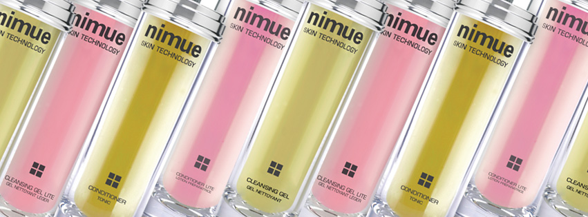 Nimue cleansing gel for healthy skin