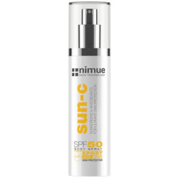 Nimue SPF 50 Sport body spray 150ml
