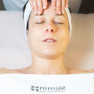 Manual Lymphatic Drainage facial massage