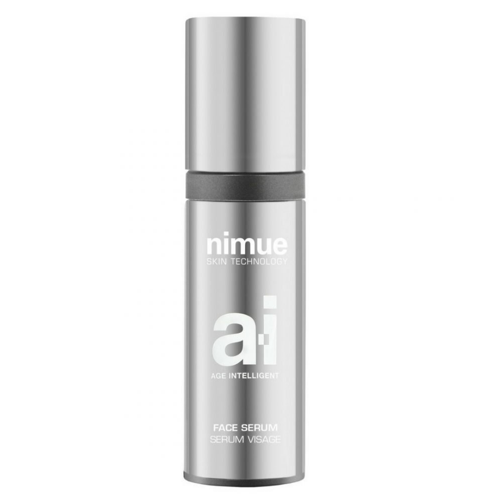 Nimue AI Age Intelligent Face Serum. Vanessa Gallinaro